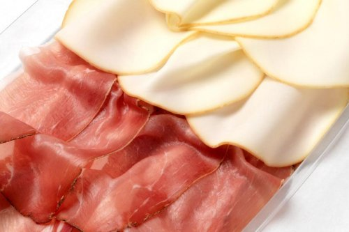 Speck e Scamorza affumicata - All Food